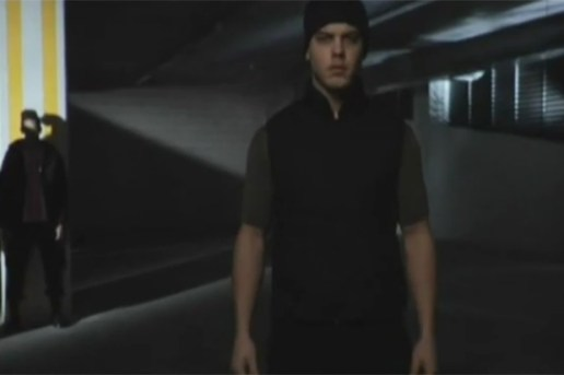 Stone Island Shadow Project 2009 Fall/Winter Collection Video