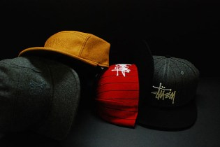 Stussy 2009 Fall/Winter Snap Back & 5 Panel Caps