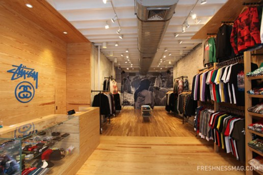 Stussy New York Grand Opening
