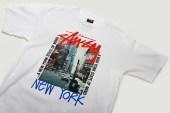 "Stussy NYC Opening ""Crew"" T-shirt"