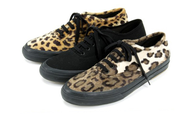 "Takashi Kumagai x Keds ""Leopard Aviation"" VOT"