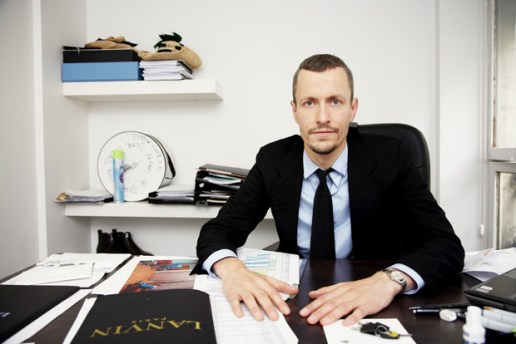 Lucas Ossendrijver of Lanvin on The Selby