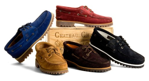 Timberland Handsewn Saks Fifth Avenue Exclusive Collection