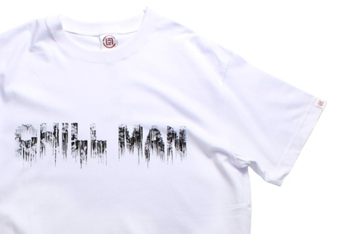 "Touch Magazine x CLOT ""CHILL MAN"" T-Shirt"