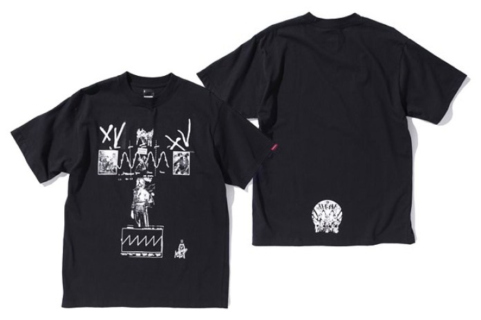 TRY GOD / SKATE THING x NEIGHBORHOOD 15th Anniversary T-shirt Collection