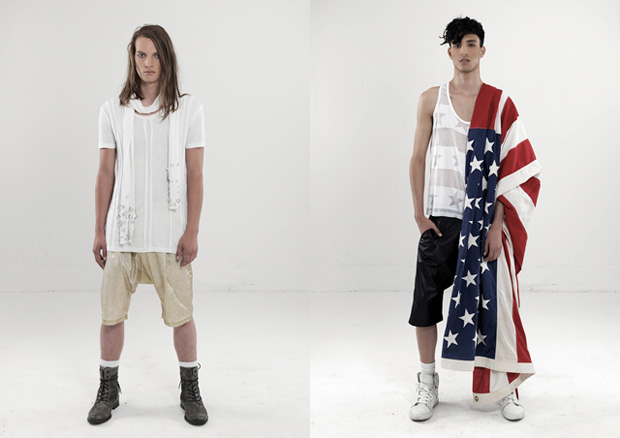 UNCONDITIONAL Spring/Summer 2010 Lookbook