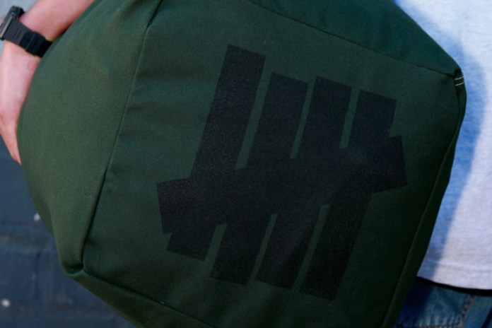 Undefeated Top Load Duffle Bag