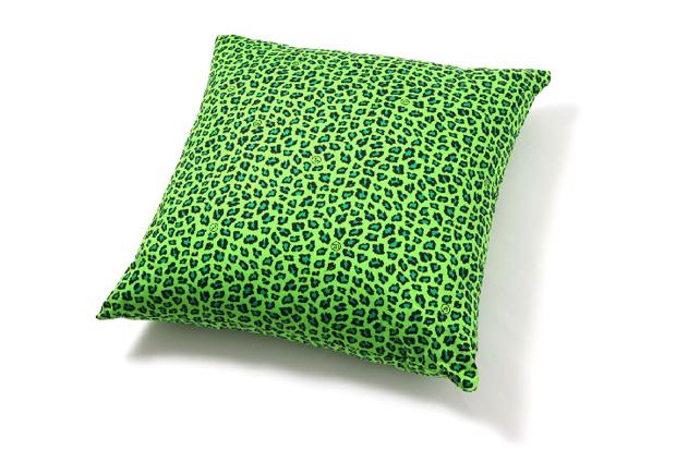uniform experiment Leopard Pattern Pillows