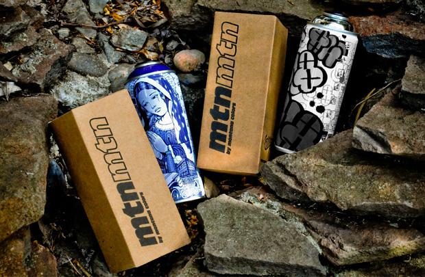 Upper Playground x Montana Colors Artist Series Cans: Mr. Cartoon & MQ