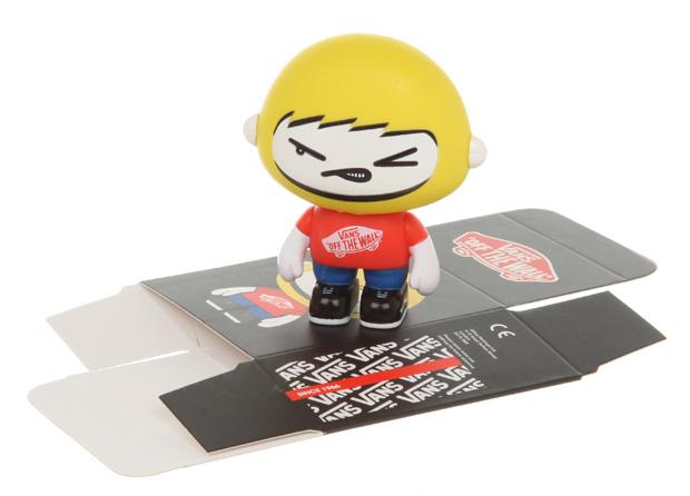 "Offspring x Vans ""Off The Wall"" Vinyl Toy"