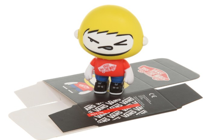 "Offspring x Vans ""Off The Wall"" Vinyl Toy"