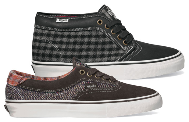"Vans Vault ""Shaffer's Crossing"" 46, Chukka Boot & Old Skool"