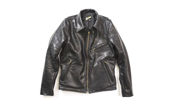 Victim x Vanson Leathers Riders Jacket