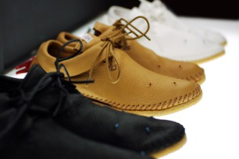 Visvim 2009 Fall/Winter Footwear Collection