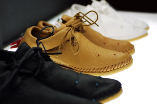 Visvim 2009 Fall/Winter Footwear Collection