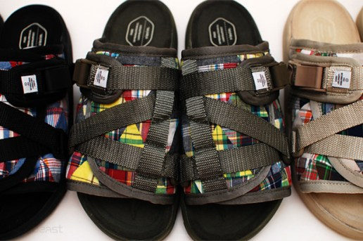 VISVIM F.I.L. Exclusive Patchwork Christo