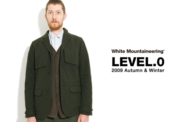 White Mountaineering 2009 Fall/Winter Collection