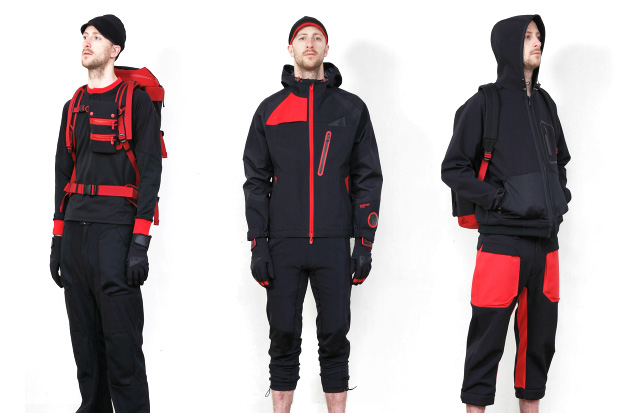 White Mountaineering BLK 2009 Fall/Winter Collection