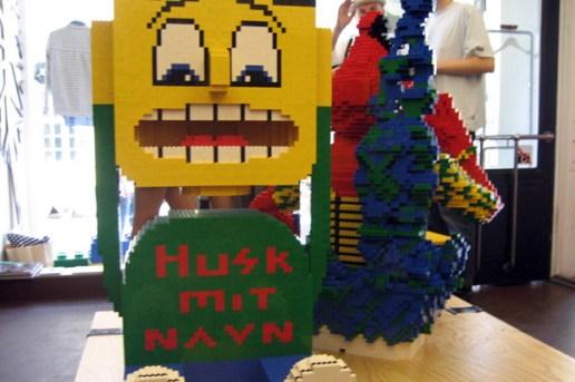 Wood Wood & LEGO Present Brickism