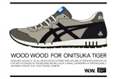 Wood Wood x Onitsuka Tiger X-Caliber GT Release Details