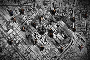 "Y-3 2009 Fall/Winter Campaign - ""SATELLITE"""