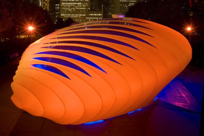 Zaha Hadid Architects Exhibition Chicago