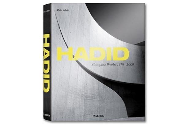 Zaha Hadid: Complete Works Book