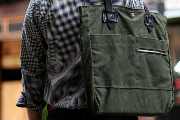 3sixteen x Tanner Goods Tote Bag