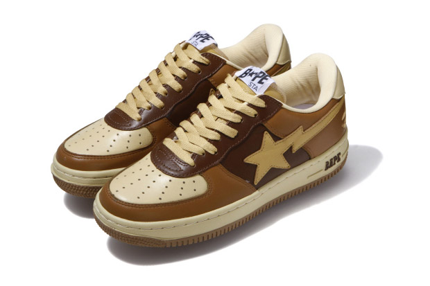 "A Bathing Ape ""Woodland"" Bapesta"