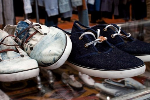 Acne Pop Classics 2010 Spring Footwear Collection Preview