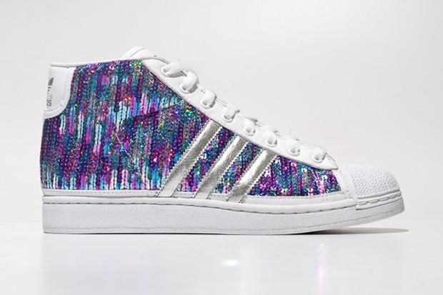 adidas Originals by Originals Jeremy Scott JS Sequin Sneakers