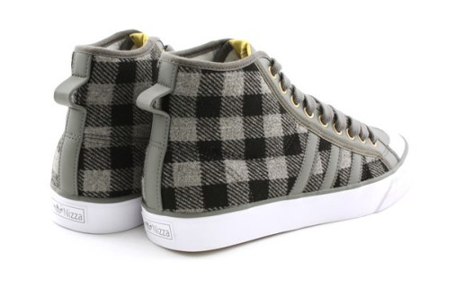 "adidas Originals Nizza Hi ""Plaid"""