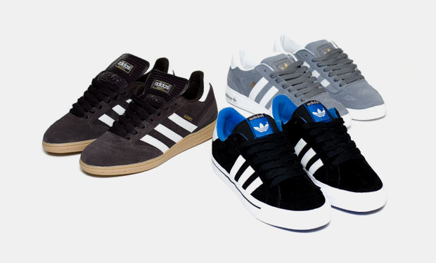 adidas Skateboarding 2009 Fall/Winter New Releases
