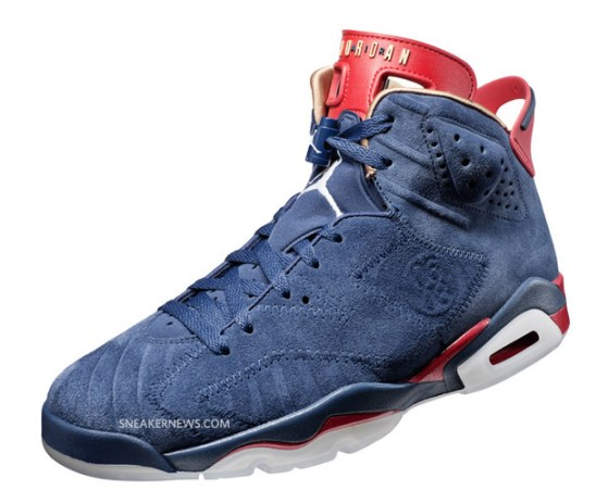 Air Jordan 6 Doernbecher by Jordan Dark