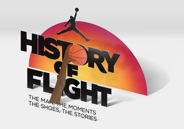 Air Jordan 'History of Flight'