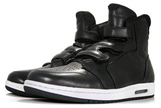 Air Jordan L'Style Black/White