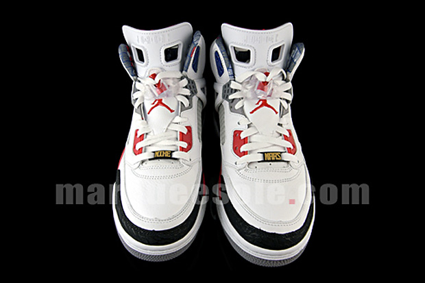 air jordan spizike mars edition