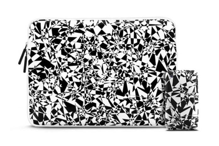 AnOther Magazine x colette x Incase Gareth Pugh MacBook Sleeve & iPhone Slider Case