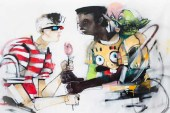 Anthony Lister Solo Exhibition