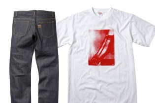 A.P.C. x Supreme Collection