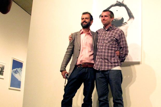 """Ari Marcopoulous """"Within Arm's Reach"""" Exhibition"""