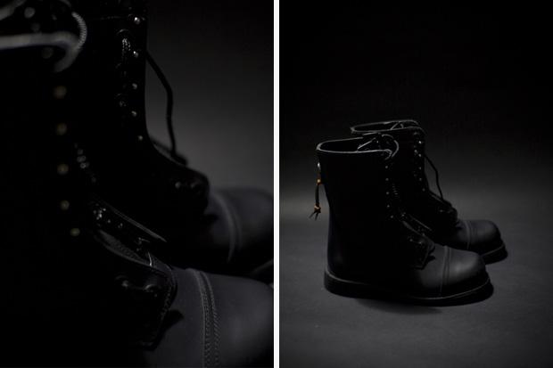 13 Army Custom Made Boots