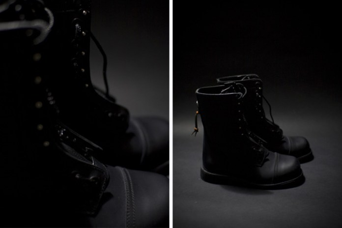 13 Army Custom Made Boots