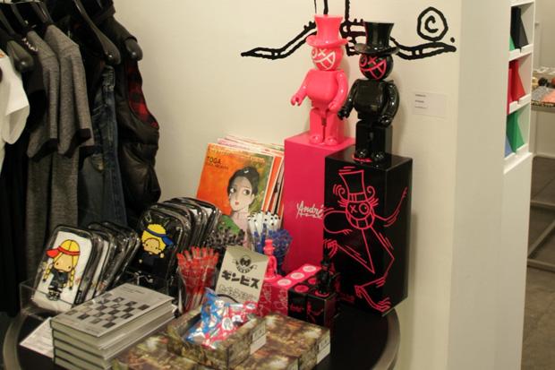 Art Convenience Store at colette