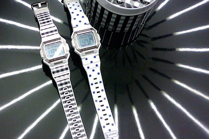 b Store x G-Shock for colette