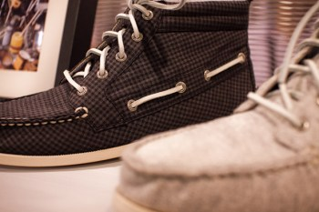 Band of Outsiders x Sperry 2010 Spring Footwear Preview