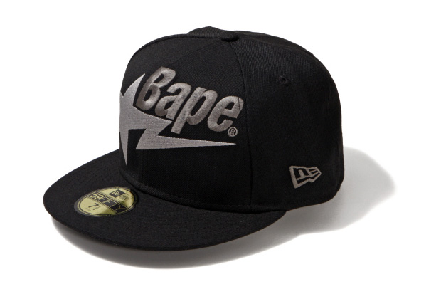Bape New Era 59Fifty Caps