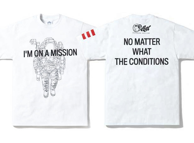 Billionaire Boys Club x The Blueprint 3 T-Shirt Set