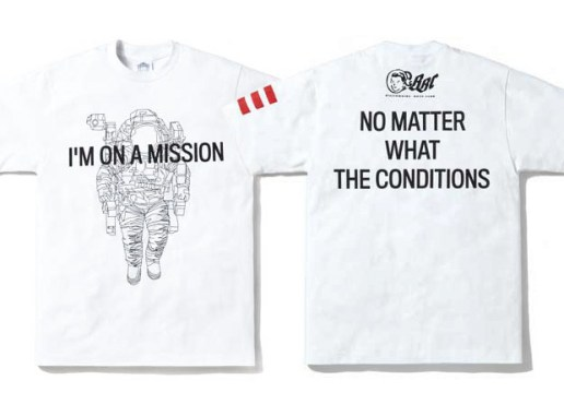 Billionaire Boys Club x The Blueprint 3 T-Shirt Set