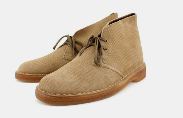 Beauty & Youth x Clarks Originals Desert Boots